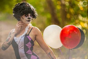 Kaytee Kat Cosplay | Can't Sleep, Clowns...