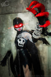 Livicole Cosplay | Let The Darkness Consume You