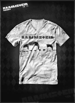 Rammstein t-shirt vol.6