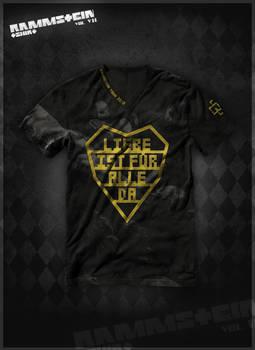 Rammstein t-shirt vol.7