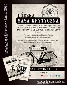 Lodz Critical Mass July 2010