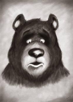Bear in color