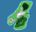 Mushroom Kingdom Map: Crocodile Island