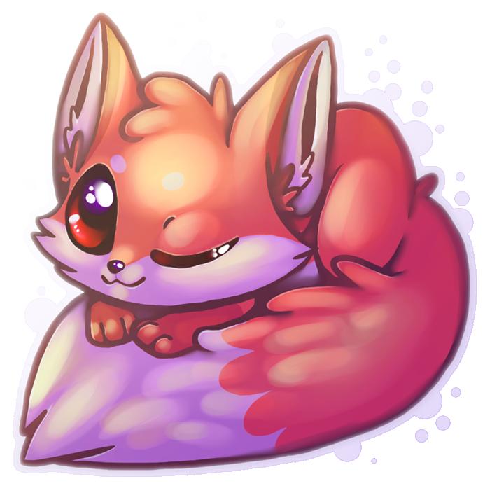 Foxy for Nannon by Yo-Angie