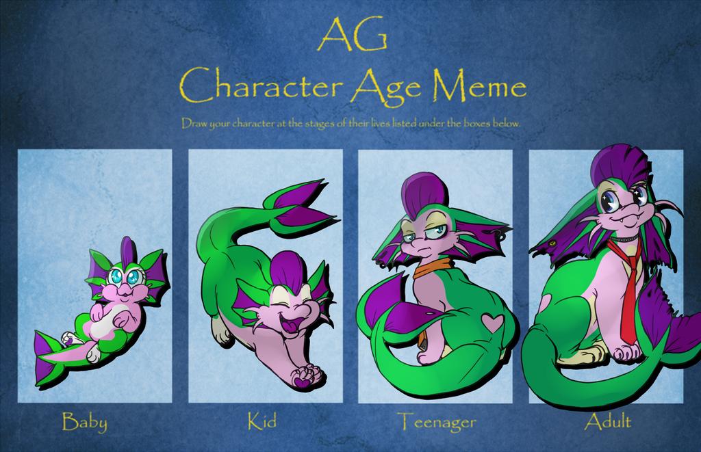 Age Meme! :D by Yo-Angie