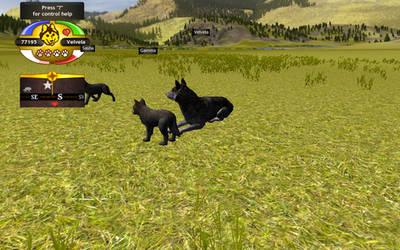 ~Velvela and her pups~
