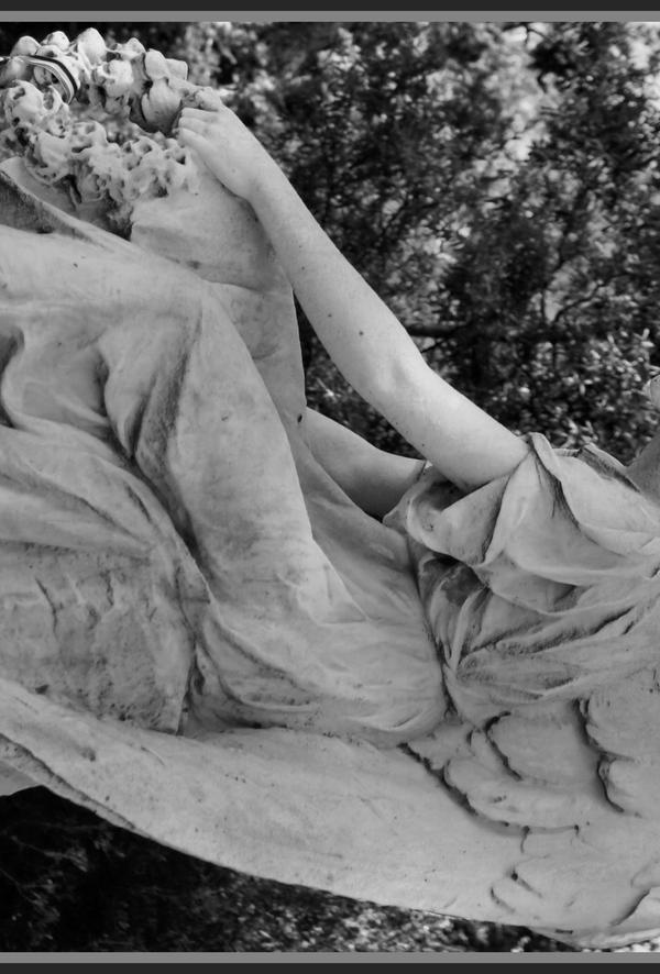 Cemetery Angel V by Sunnidaez