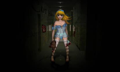Alice by ledacroft