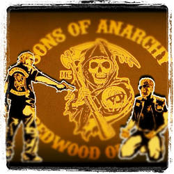 sons of anarchy by mrsticky