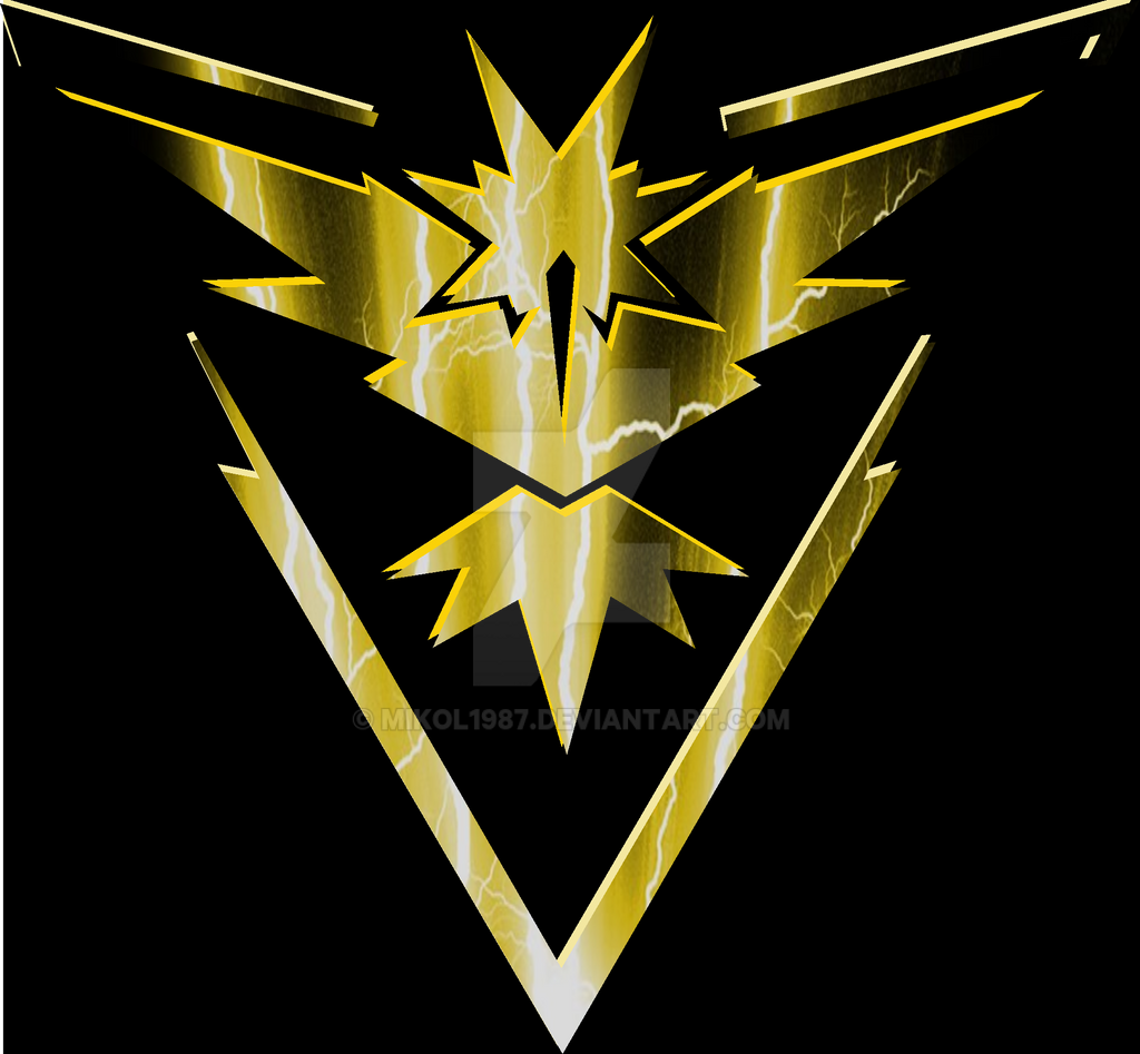 Pokemon Team Instinct Logo Images