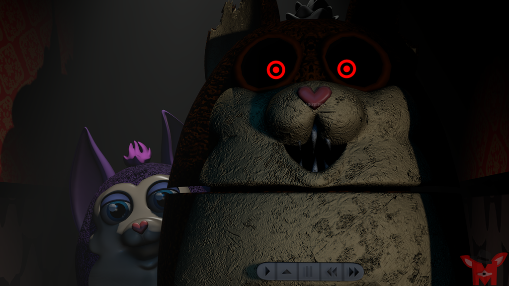 Tattletail SFM: Don't talk to my son ever again by Mikol1987