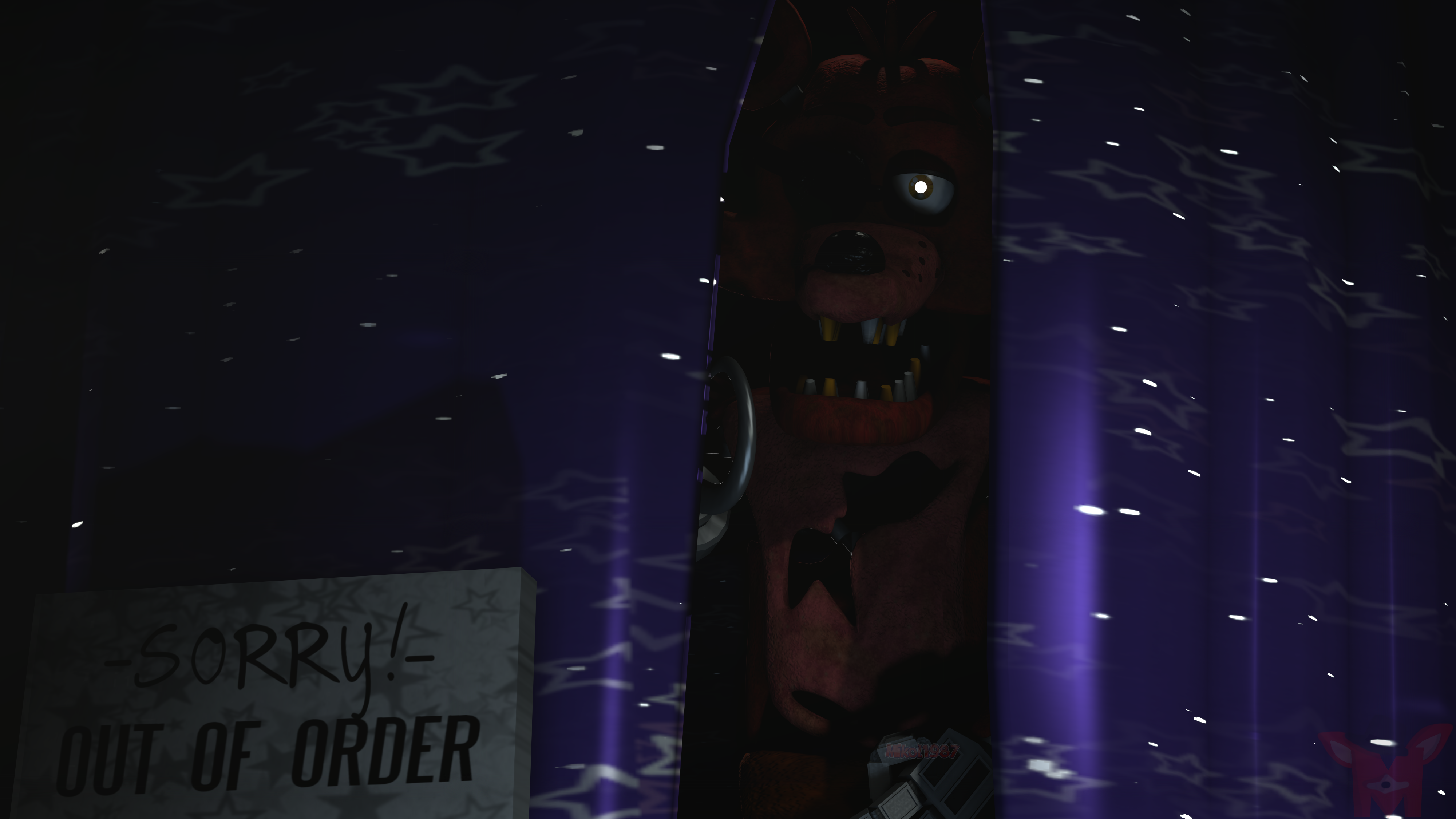 FNaF SFM: Out of Order... by Mikol1987