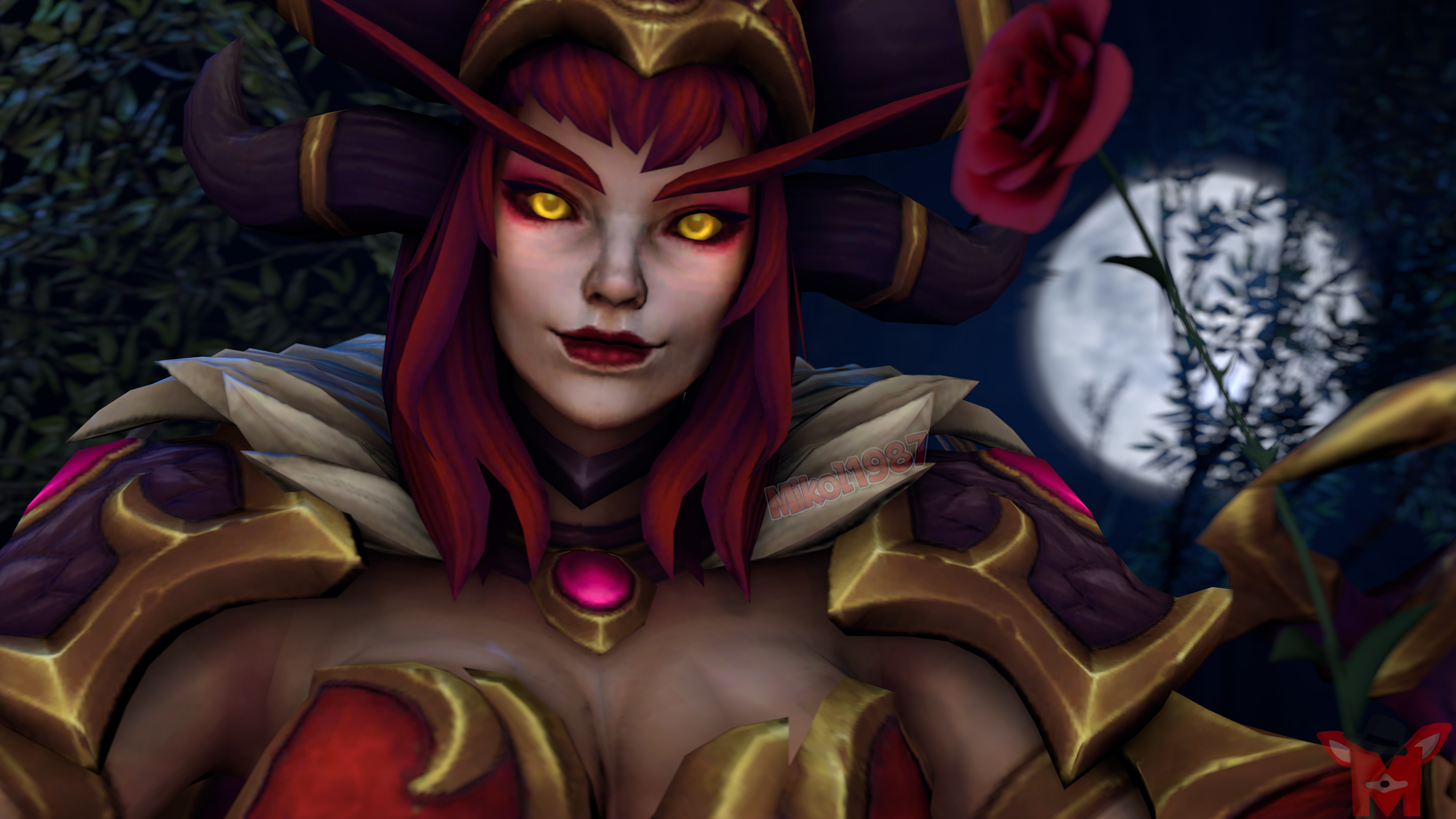 Hots Wow Sfm Alexstrasza The Life Binder By Mikol1987 On Deviantart Alexstrasza is usually played as a solo healer and shines on maps with static objectives. deviantart