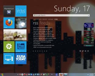 Omnimo 5  For Win7 Desktop by KeybrdCowboy