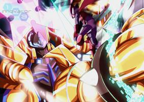 Zero vs Golden Omega by innovator123