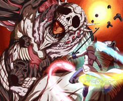 Castlevania Dawn Sorrow: Menace by innovator123