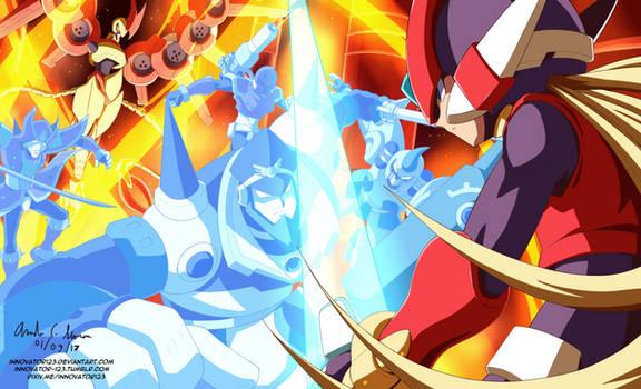 Zero vs Phoenix Magnion
