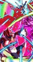 Commission: Megaman X5 - Non Canon Scenario
