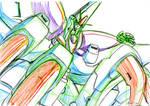 The Four Heavenly Kings 3 - Gundam Heaven Sword
