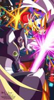 Commission: Megaman X6