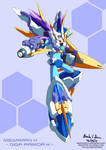 Chogokin - Megaman X: Giga Armor X