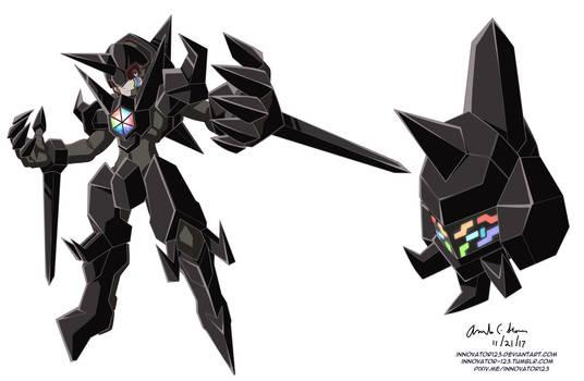 Megaman Model Necrozma
