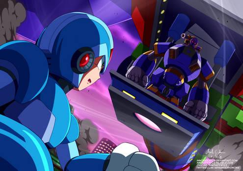 Megaman X - Enter Vile