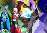 Megaman X - Zero