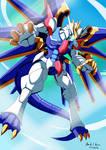 Commission: Freedom Dragon