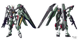 Commission: Star Freedom Gundam