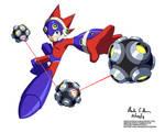Megaman 11 - Chain Blast
