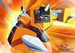 Megaman 11 - Impact Man