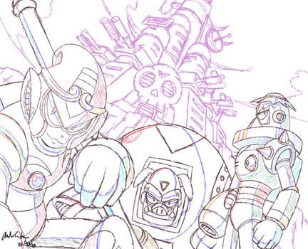 The Genesis Unit (Sketch)