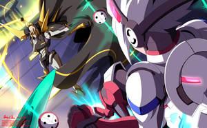 Luminous Avenger iX - Copen vs Dystnine