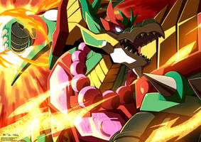 Magma Dragoon EX