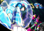 Commission: Megaman X3 - Mac