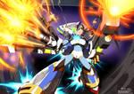 Megaman X:Command Mission - Ultimate armor (CM)