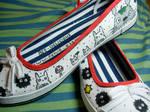 Studio Ghibli Shoes