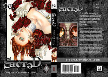 Sacred- Volume 1: Cover