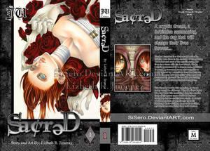 Sacred- Volume 1: Cover