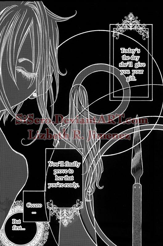 Sacred- pg 1 by SiSero