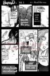 Sacred vol. 1- teaser page by SiSero