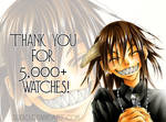 Thank You For 5000+ Watches