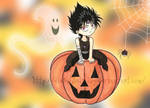 Halloween 09 with Hiei