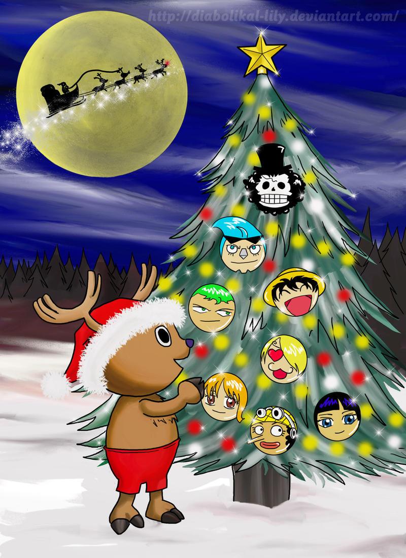 One Piece Christmas 2009
