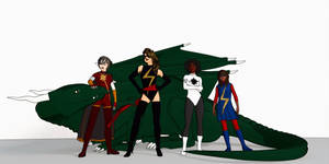 The Marvel Corps