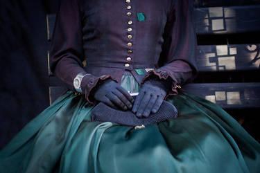 Elegance ('Mask' series) by Moniquette