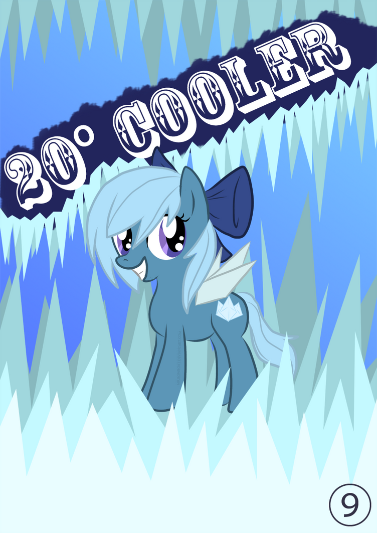 20 degrees Cooler by MrRowboat