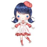 Chibi Mari by HawanakiSakura