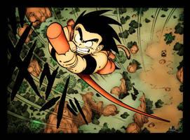 Dragon Ball Strip 24 Final by drucpec